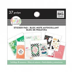 Me & My BIG Ideas Tiny Sticker Pad Holidays & Seasons
