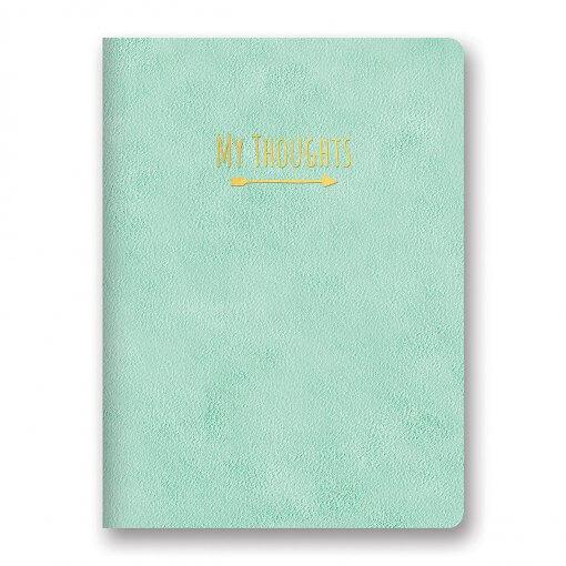 Studio Oh! My Thougts notitieboek large mint