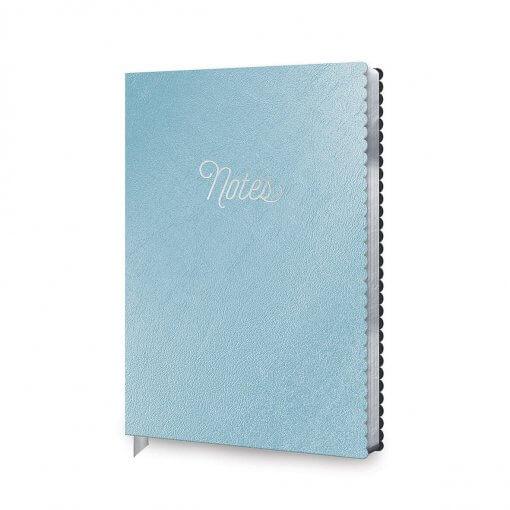 Notitieboek Notes Blauw