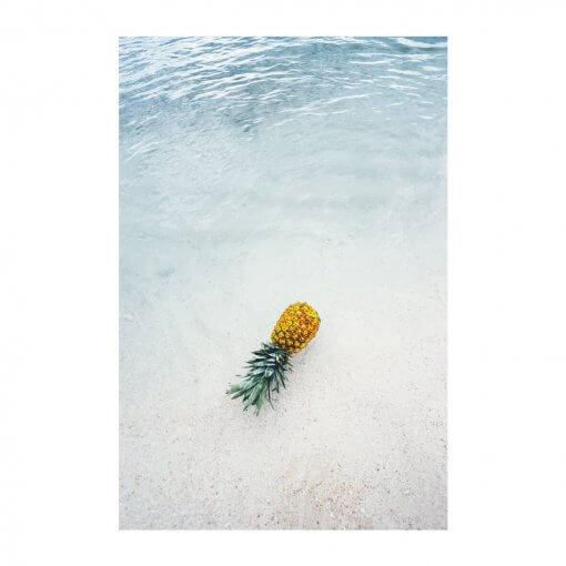 Ansichtkaart Ananas