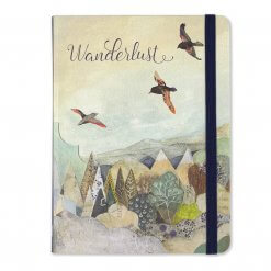 Peter Pauper Press notitieboek Wanderlust