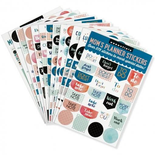Peter Pauper Mom's Planner Stickers