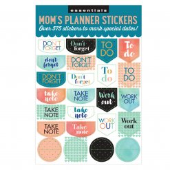 Peter Pauper Mom's Planner Stickers