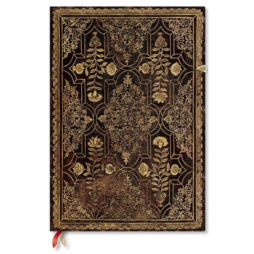 Paperblanks notitieboek Mahogany Grande