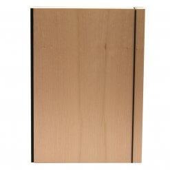 Bindewerk-A4-notitieboek-kersen