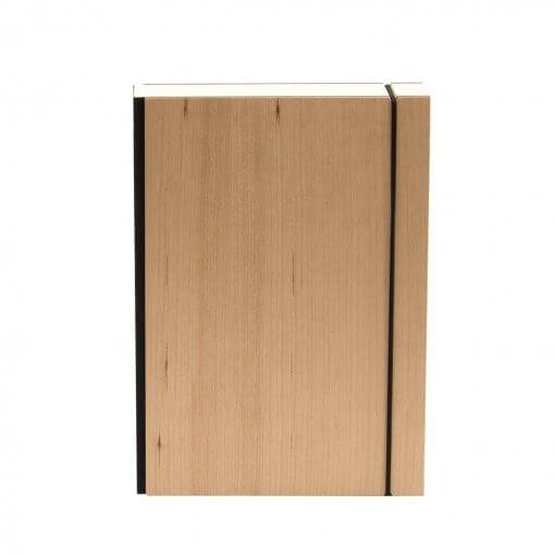 Bindewerk-notitieboek-purist-wood-kersen