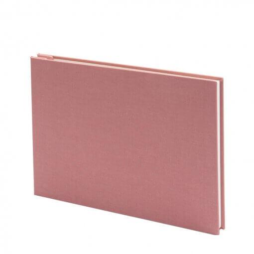 Fotoalbum-bindewerk-linnen-roze