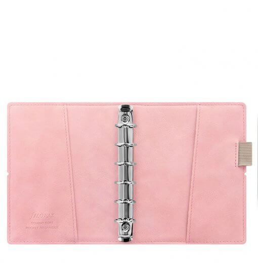 Filofax-organizer-Domino-Soft-Pale-pink-Pocket-2