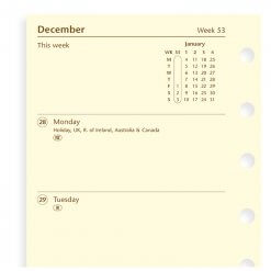 Filofax-navulling-organizer-Pocket-week-on-one-pages-diary-20181