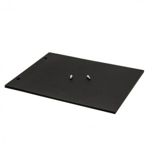 Uitbreiding-fotoalbum-linnen-zwart