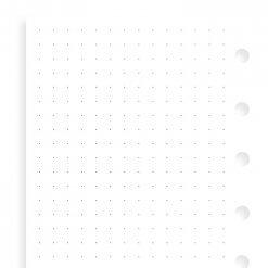 Filofax-navulling-Organizer-Pocket-Dotted