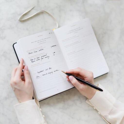 Productivity planner 6