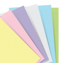 Filofax-navulling-A5-notebook-pastel-gelinieerd-papier