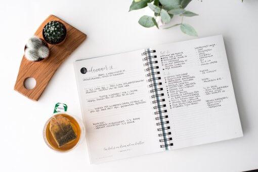 Balans-planner-weeknummer