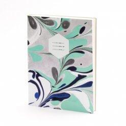 Bindewerk-Notebook-Mixed-Media-GroenGrijs1