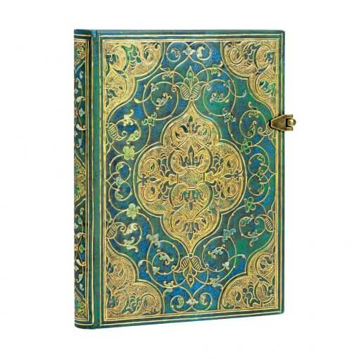 Paperblanks-notitieboek-Turquoise-Chronicles-Midi2