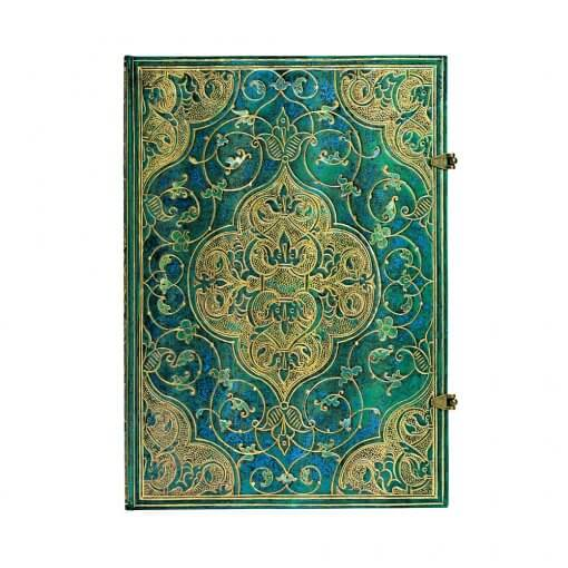 Paperblanks-notitieboek-Turquoise-Chronicles-Grande