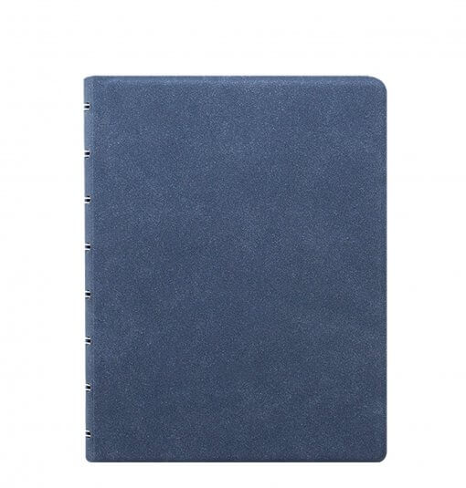 Filofax-notitieboek-A5-Architexture-Blue-Suede-voor