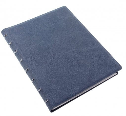 Filofax-notitieboek-A5-Architexture-Blue-Suede