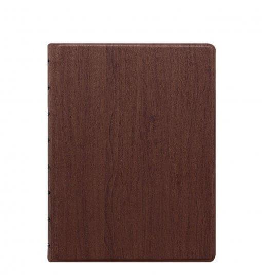 Filofax-notitieboek-A5-Architexture-Rosewood