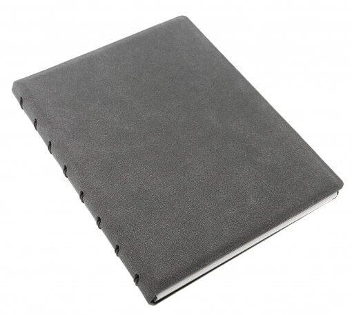 Filofax-notitieboek-A5-Architexture-Concrete-schuin