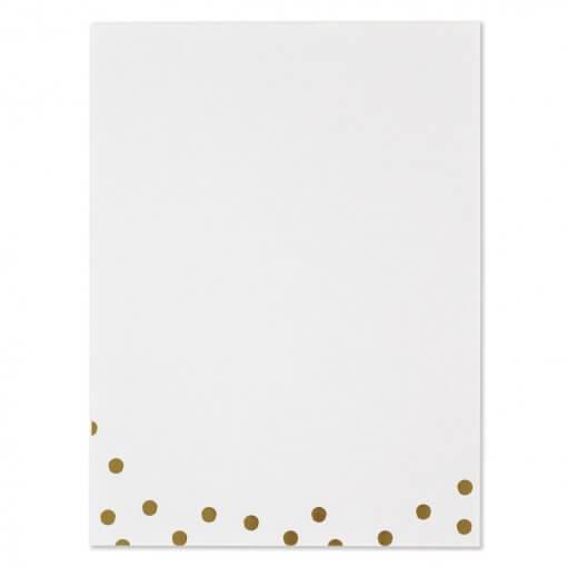 Briefpapier-gouden-stippen