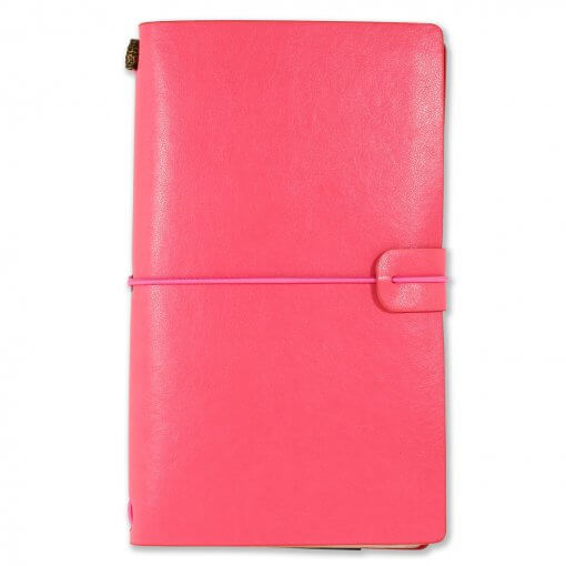 Peter Pauper Voyager Notebook Roze
