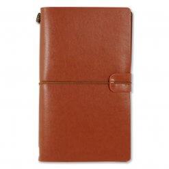 Travelers-notebook-nutmeg-bruin