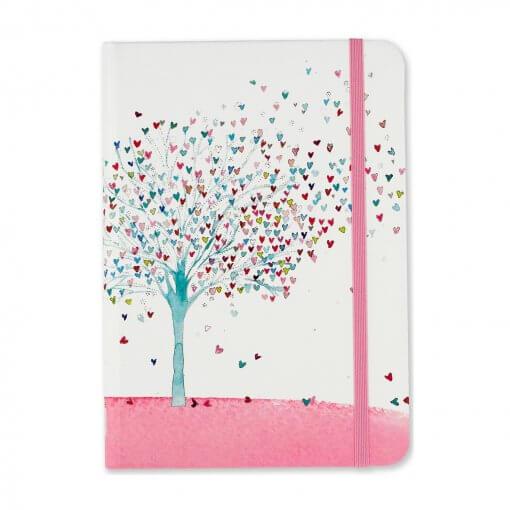 Peter-Pauper-notitieboek-tree-of-hearts