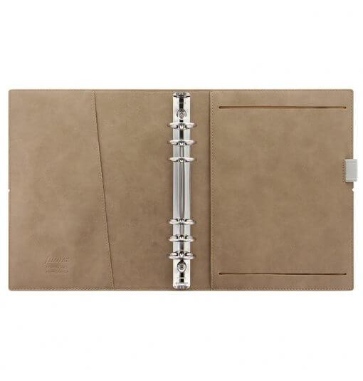 Filofax-organizer-Domino-Soft-A5-Fawn1
