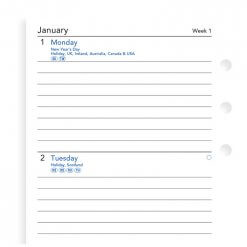 Filofax-navulling-organizer-Personal-Week-on-two-pages-diary-2019-1