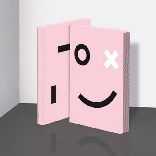 Nuuna-bullet-journal-notitieboek-OX-roze