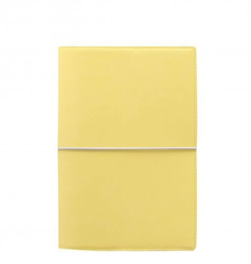 Filofax-organizer-domino-soft-personal-lemon