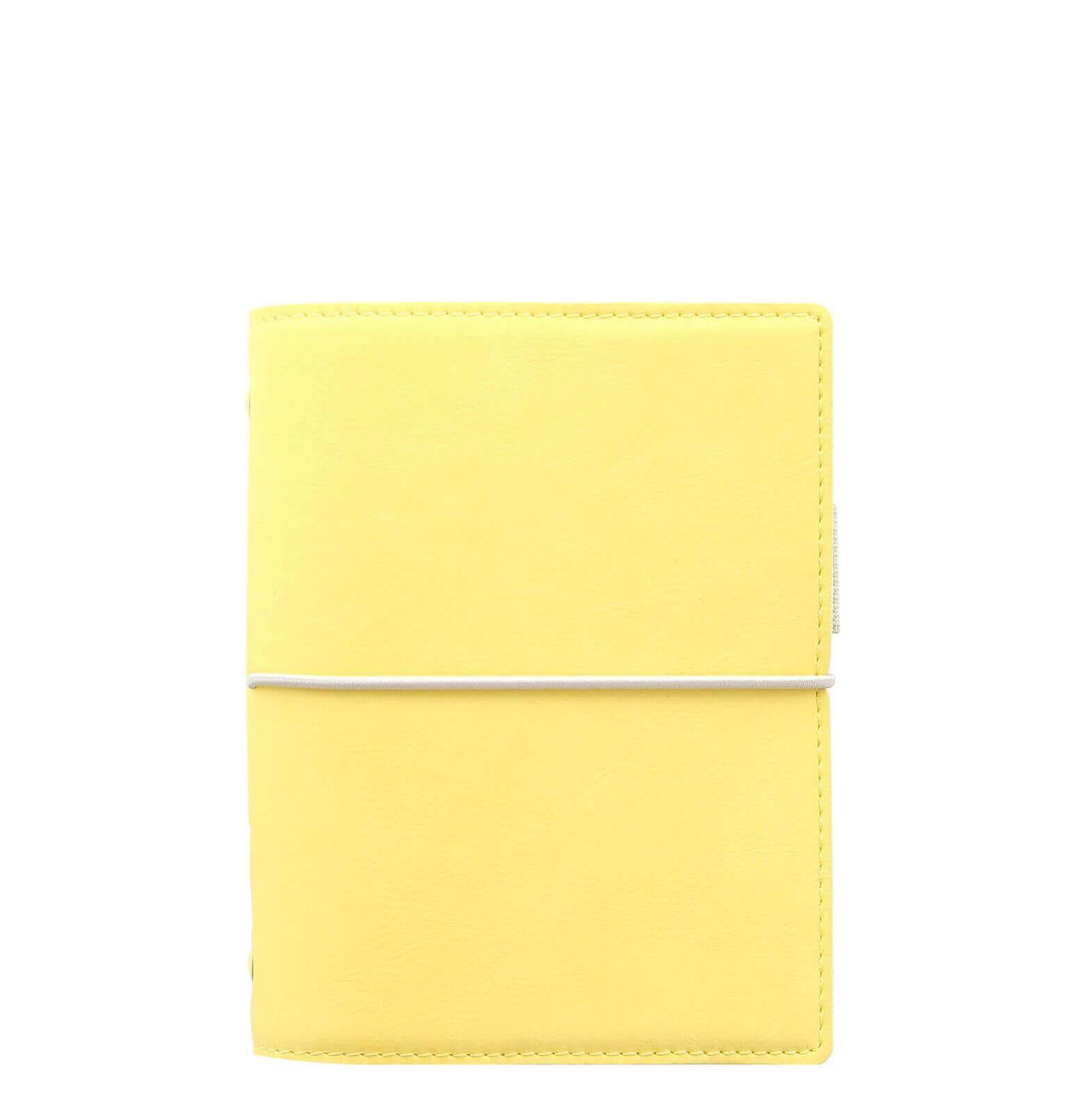Filofax-organizer-domino-soft-pocket-lemon