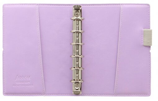 Filofax-domino-soft-organzier-pocket-orchid-open