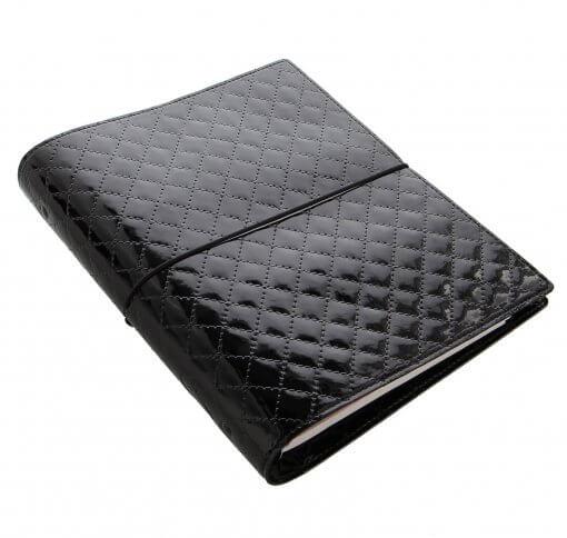 Filofax-domino-luxe-zwart-schuin