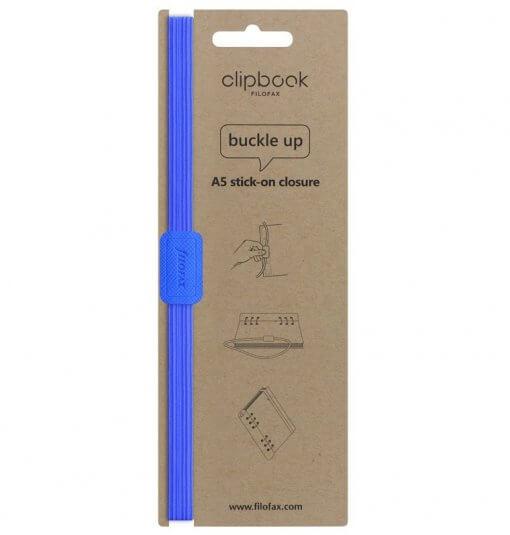 Filofax-Elastic-Closure-A5-blauw