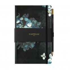 Castelli-notitieboek-vintage-bloemen-hortensia