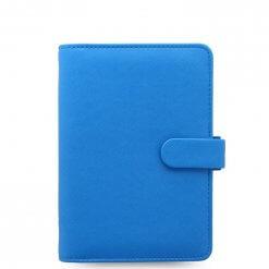 Filofax-organizer-Saffiano-Fluor-blue-Personal