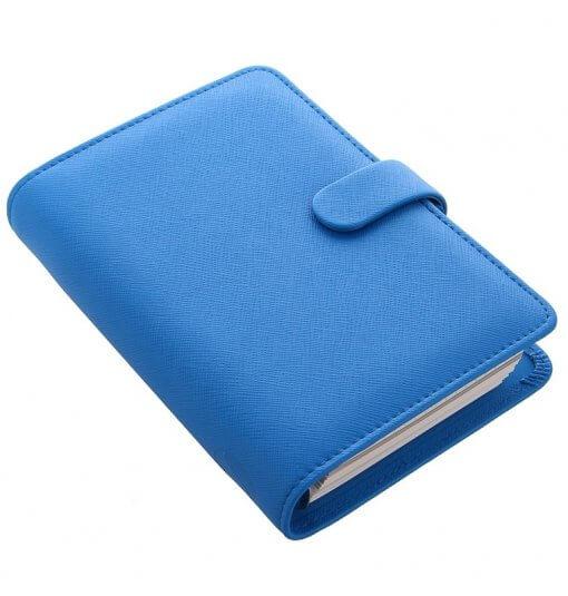 Filofax-organizer-Saffiano-Fluor-blue-Personalschuinjpg