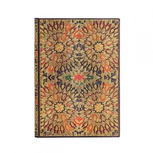 Paperblanks-notitieboek-Fire-Flowers-Midi
