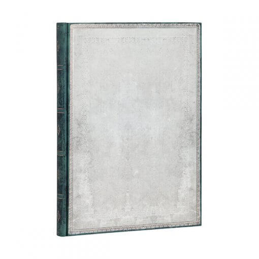 Paperblanks-notitieboek-Old-leather-Flint-grande-gedraaid