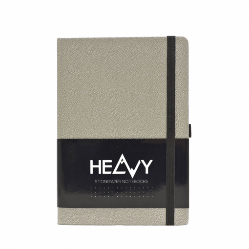 Heavy-Stonepaper-Notebook-Sand-Front