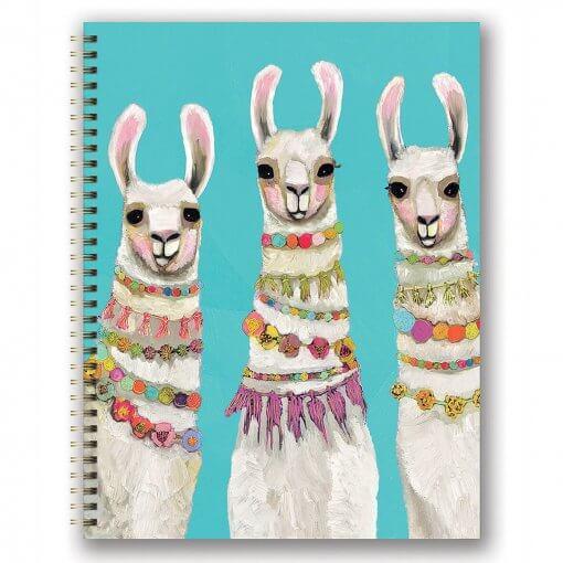 Studio-oh-Spiraal-notitieboek-lama
