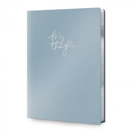 Studio-oh-notitieboek-My-Thoughts-Large-licht-blauw