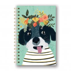 Studio-oh-Spiraal-notitieboek-Fancy-dog