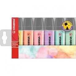 Stabilo-Boss-Original-Pastel-Etui-6-kleuren-1