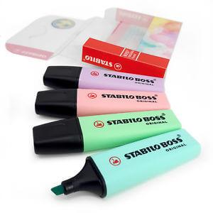 Stabilo-Boss-Original-Pastel-Etui-4-kleuren-1