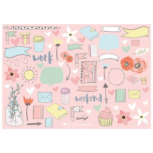 stickervel-My-Lovely-Notebook
