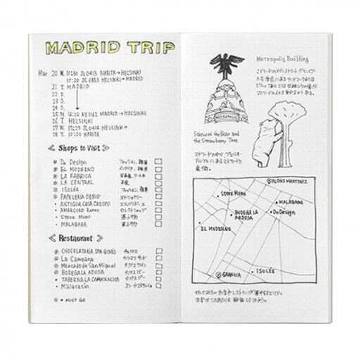 026-Midori-travelers-notebook-dotted-papier-voorbeeld